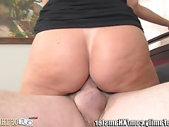 Blowjob, Face Sitting, MILF, Old and Young, Threesome