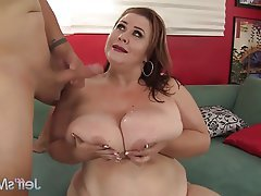BBW, Big Boobs, Hardcore, Mature, MILF