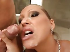 Anal, Big Boobs, Blonde, Double Penetration, MILF
