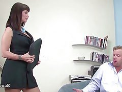 Big Boobs, Casting, Hardcore, MILF, Old and Young
