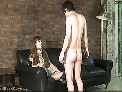 CFNM, Femdom, Japanese, BDSM
