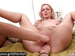 Anal, Blonde, Fisting, Russian, Teen