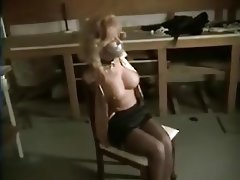 Blonde, Mature, MILF, Bondage