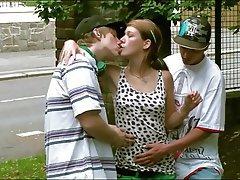 Big Boobs, Gangbang, Group Sex, Orgy