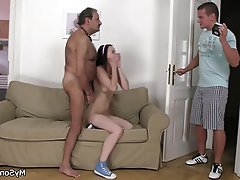 Blowjob, Czech, Hardcore, Old and Young