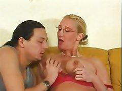 Big Boobs, Blonde, German, MILF, Pornstar