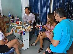 Asian, Cheating, Orgy, Swinger, Thai
