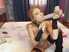 Dildo, Latex, Webcam