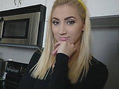 Webcam, Teen, POV