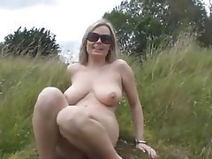 Big Boobs, Blonde, MILF, Squirt