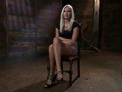 Anal, BDSM, Blonde, Rough