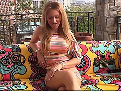 Blonde, Casting, Reality, Teen