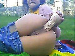 Amateur, Anal, Brazil, Masturbation