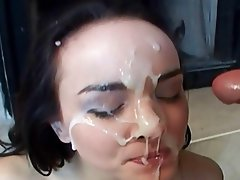 Babe, Close Up, Cumshot, Facial