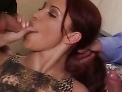 Anal, Blowjob, Double Penetration, Old and Young