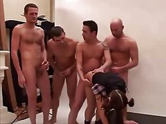Anal, Double Penetration, French, Gangbang
