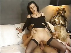 Anal, Mature, Double Penetration, Group Sex, MILF