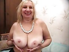 Big Boobs, Blonde, German, Masturbation, Webcam