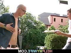 Cuckold, Czech, Hardcore, Old and Young, Teen