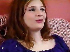 Small Tits, Masturbation, Redhead