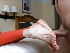 Amateur, Foot Fetish, Old and Young