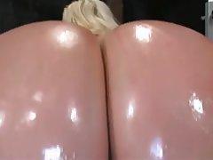 Big Boobs, Big Butts, Blonde, Foot Fetish