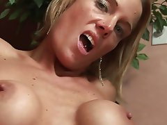 Big Boobs, Blonde, Blowjob, MILF