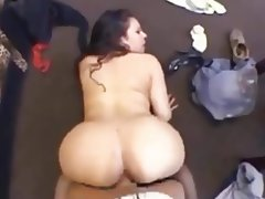 Amateur, Big Butts, Cumshot, MILF, Stockings